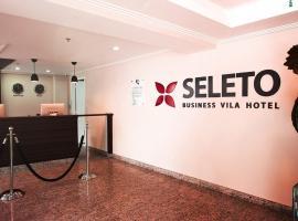 Seleto Hotel, hotel em Volta Redonda