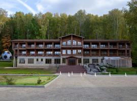 Центр экотуризма Берхино, парк-отель в Луховицах