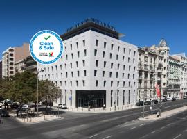 Hotel 3K Europa, hotel near Roma - Areeiro Train Station, Lisbon