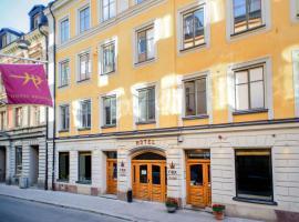 Rex Hotel, hotel near Stureplan, Stockholm