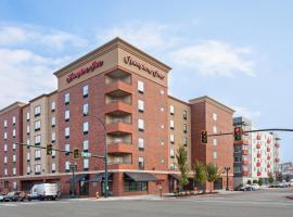 Hampton Inn Seattle/Everett Downtown, hotel near Snohomish County Airport - PAE, Everett