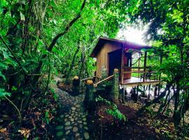 Reserva Ecologica Nanciyaga, vacation rental in Catemaco