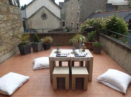 La Demeure, hotel in Guingamp