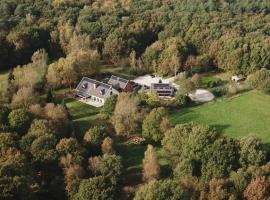 Inn The Woods, hotel dicht bij: Station Veenendaal De Klomp, Overberg