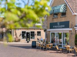 Hotel-Brasserie De Walvisvaarder, hotel in Hollum