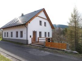 Klínovec 129, hotel v Loučné pod Klínovcem