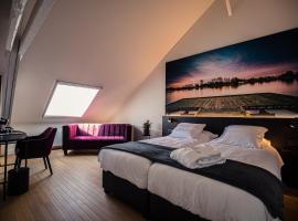 Boetiekhotel Burgemeesterhuys, hôtel à Beringen