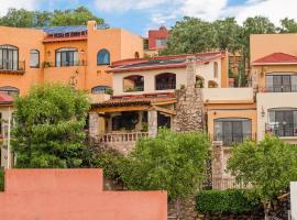 Casa Estrella de la Valenciana Hotel Boutique, hotel in Guanajuato