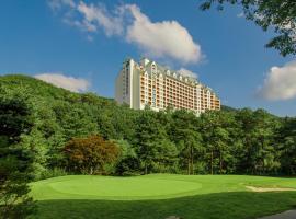 Yangji Pine Resort, room in Yongin