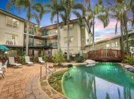 Koala Court Holiday Apartments, hotel near Cairns Base Hospital, Cairns