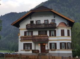 Gästehaus Ethiko, hotel in Ettal