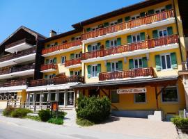 Hôtel du Glacier, hotel in Champex
