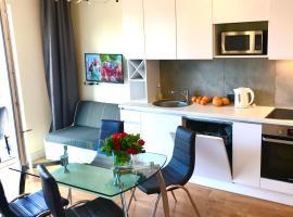 Dzīvoklis VILLA FLORANCE apartments Ventspilī