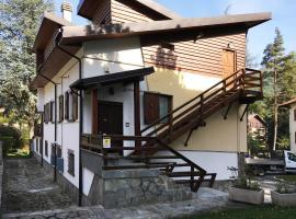 San Francesco Teleo Vacanze, appartamento a Bardonecchia