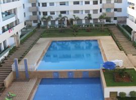 Appartement dans Paradise Beach, hotel in Mohammedia