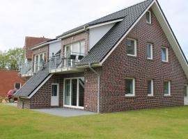 Haus Seesturm, Ferienwohnung in Neßmersiel