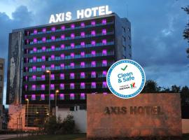 Axis Porto Business & Spa Hotel, hotel with pools in Porto