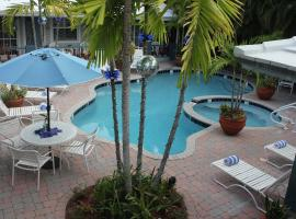 Coral Reef Guesthouse, B&B in Fort Lauderdale