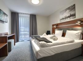 Gucio – hotel w pobliżu miejsca Ośrodek narciarski COS Skrzyczne w Szczyrku