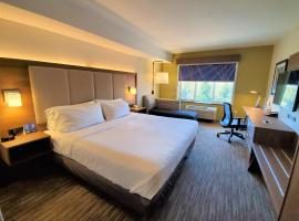 Holiday Inn Express Hotel & Suites Seattle North - Lynnwood, hotel near Snohomish County Airport - PAE, Lynnwood