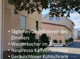 Hotel-Residenz Oberurseler Hof, Hotel in Oberursel