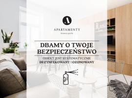 Apartamenty Browar Perła - Perła Brewery Apartments, apartment in Lublin