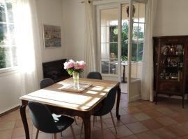 Suite Tropézienne, apartment in Saint-Tropez
