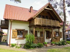Domki Lilianna Jarosławiec, guest house in Jarosławiec