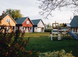 OSADA NA WYSPIE, villa in Gdańsk