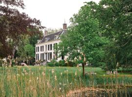 Eco Hotel Plantage Rococo, hotel near Santpoort Noord Station, Velsen-Zuid