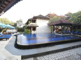 Fat Yogi Cottages, hotel near Made's Warung Kuta, Kuta