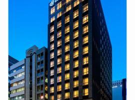 Daiwa Roynet Hotel Tokyo Kyobashi, hotell sihtkohas Tōkyō huviväärsuse Raudteejaam Tokyo lähedal