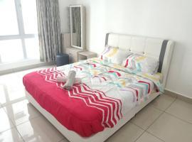 BuuBuu HoMe - 2 rooms for 5 pax - BM Bandar Perda, family hotel in Bukit Mertajam