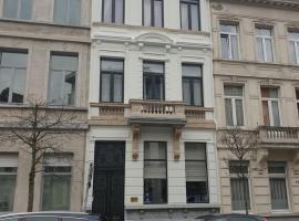 La Liberté, hotel near Station Antwerpen-Zuid, Antwerp