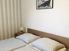 Hotel U námořníka, hotel v Plzni