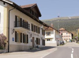 Hotel du Cheval Blanc, hôtel à Nods près de: Congress Centre Biel
