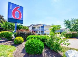 Motel 6-Windsor Locks, CT - Hartford, hotel near Bradley International Airport - BDL,