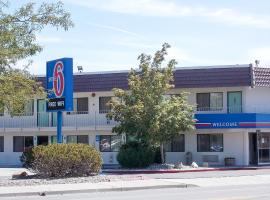Motel 6-Reno, NV - Livestock Events Center, hotel in Reno
