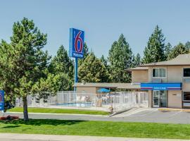 Motel 6-Spokane, WA - Downtown, hotel near Spokane International Airport - GEG, Spokane