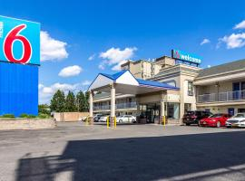 Motel 6-Elizabeth, NJ - Newark Liberty Intl Airport, hotel near Newark Liberty International Airport - EWR,