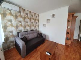 Fischer Apartman 3, kisállatbarát szállás Hajdúszoboszlón