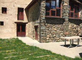 Can Bertran, hotel a Fornells de la Muntanya