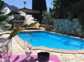 BOUTIQUE HOSTEL BY Cassis, hotel with jacuzzis in Cassis