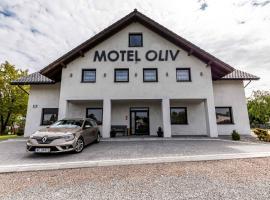Motel OLIV – hotel w Oświęcimiu