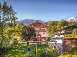 Gasthof zum Wilden Kaiser, hotel near Brandstadl, Scheffau am Wilden Kaiser