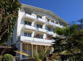 Garni-Hotel Frohburg - Beau Rivage Collection, hotel in Weggis