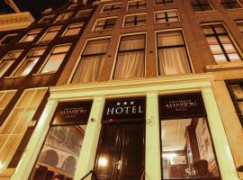 Hotel Mansion, hotel near Amsterdam Central Station, Amsterdam