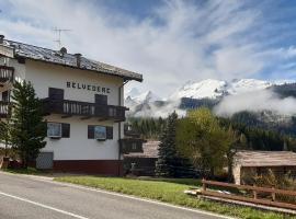 Garnì Belvedere, hotel in Predazzo