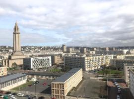 Vivez Le Havre ! Studio en Résidence bord de mer - Port de plaisance - 3 Etoiles, hotel near Musee des Beaux Arts Andre Malraux, Le Havre