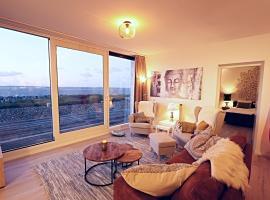 Luxe en Sfeervol Appartement met Prachtig Zeezicht op Unieke Locatie, vakantiewoning in Breskens